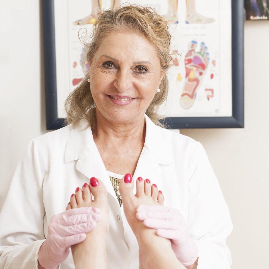 Medizinische Fußpflege in Bremen